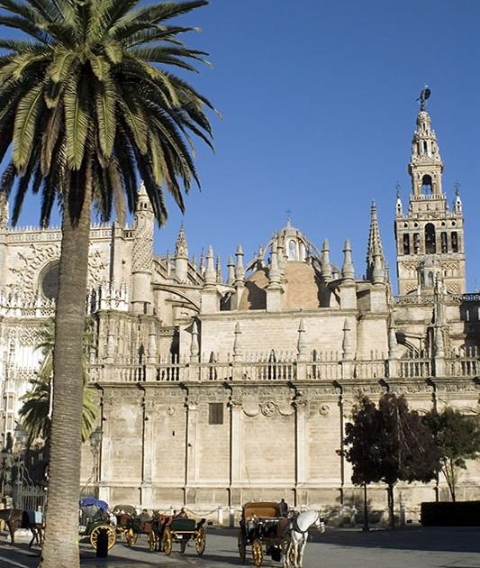 Kathedrale mit Giralda